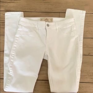 Hollister low rise super skinny jeans-like new